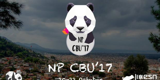 ESN Turkey's 2017 Fall National Platform NP CBU'17
